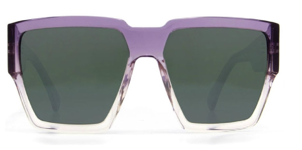 AM EYE WEAR LEAMI PURPLE SUNGLASSES $309