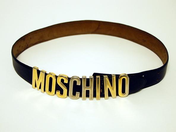 MOSCHINO BELT $310
