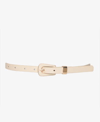 F21 Metal Trim Waist Belt $4.80