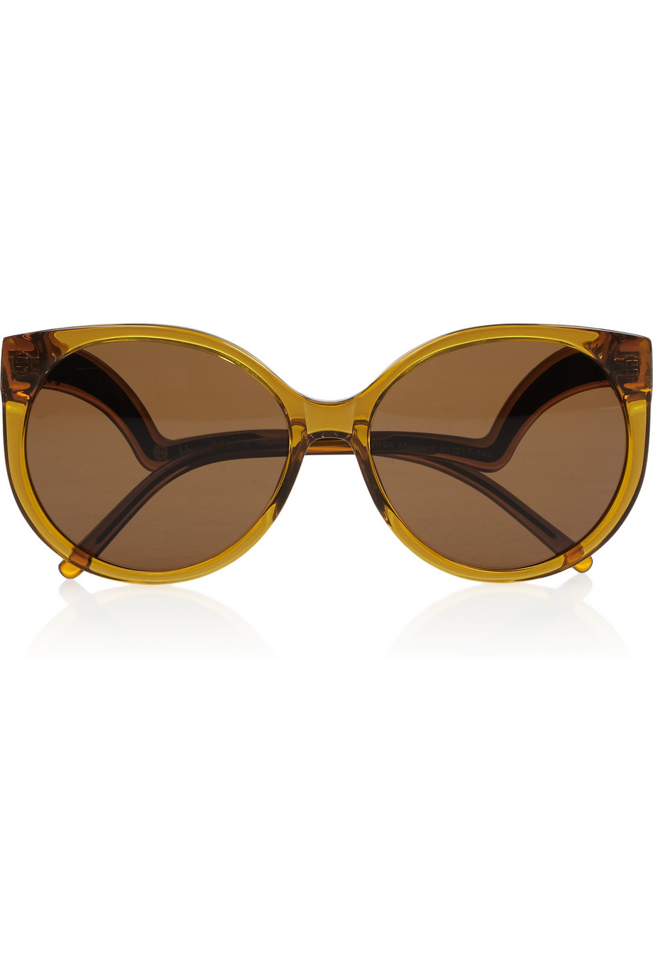 House Of Harlow Robyn Round Frame Acetate Sunglasses $69 Outnet.com