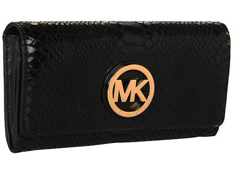 MICHAEL Michael Kors Fulton Python-Embossed Carryall $138.00 Michaelkors.com