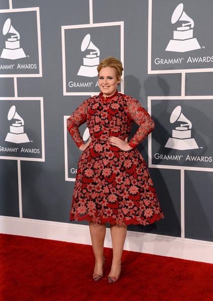 Adele in Valentino