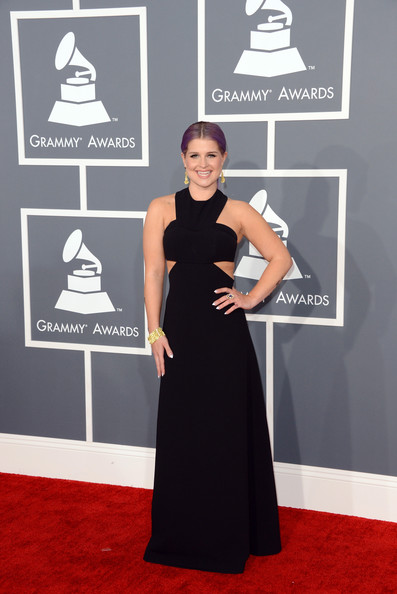 Kelly Osbourne in Paula Ka