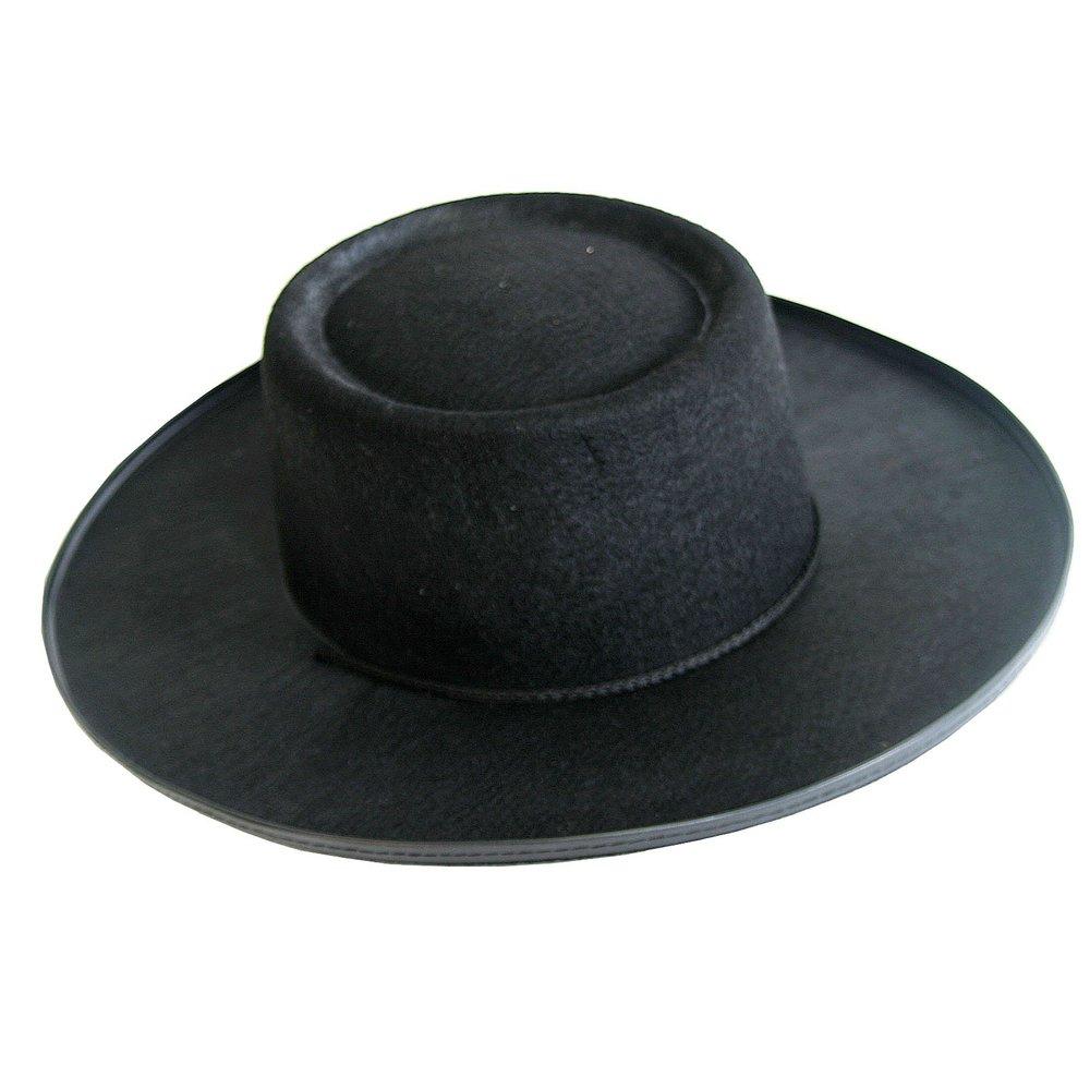 Vintage Brimmed Hat