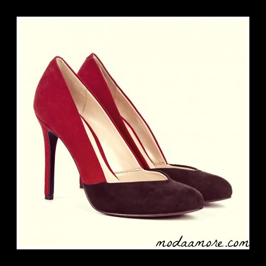 Kelda Color Block Pump. Price:$59.95  SOLESOCIETY.COM