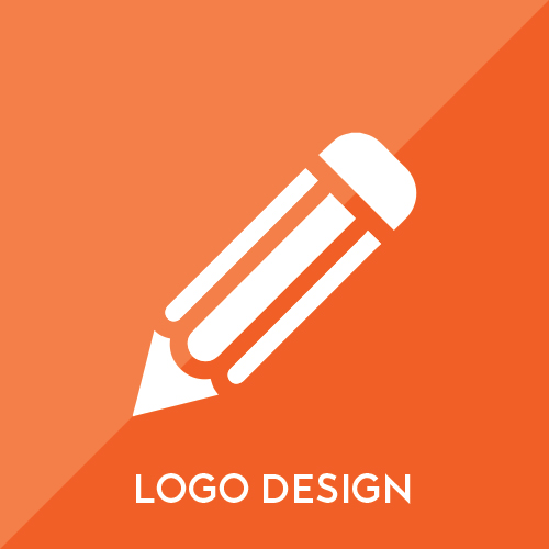 Express your brand's character with a strong, eye-catching logo.