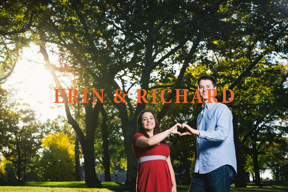 Erin & Richard