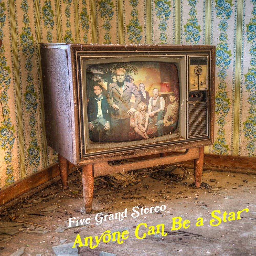Anyone Can Be A Star Song - Artwork