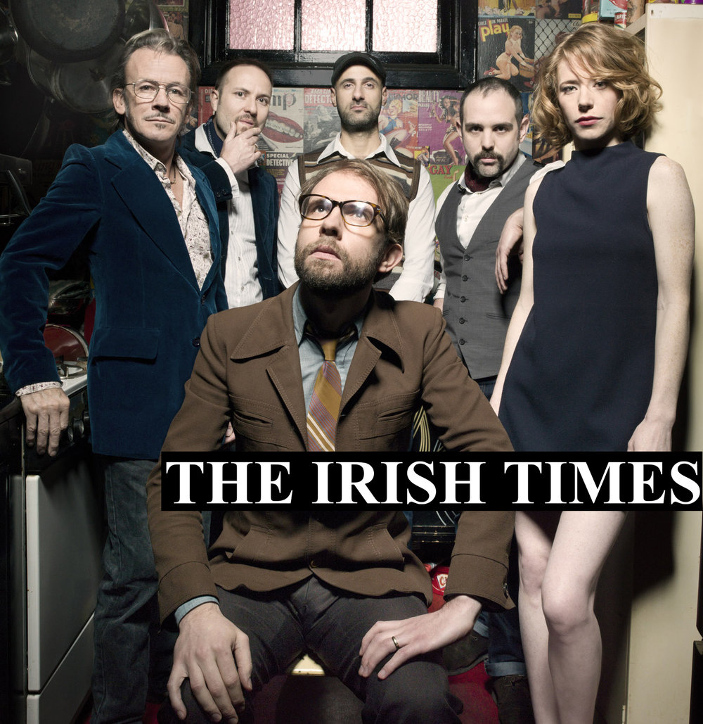 Five Grand Stereo Irish Times
