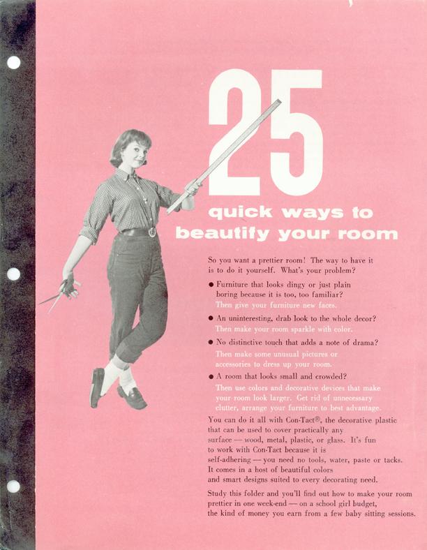 25 Ways Brochure