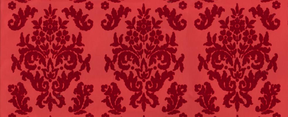 1967 Red Flock Sample