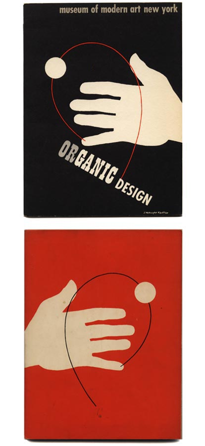 MoMA – Organic Design in Home Furnishings (1941)