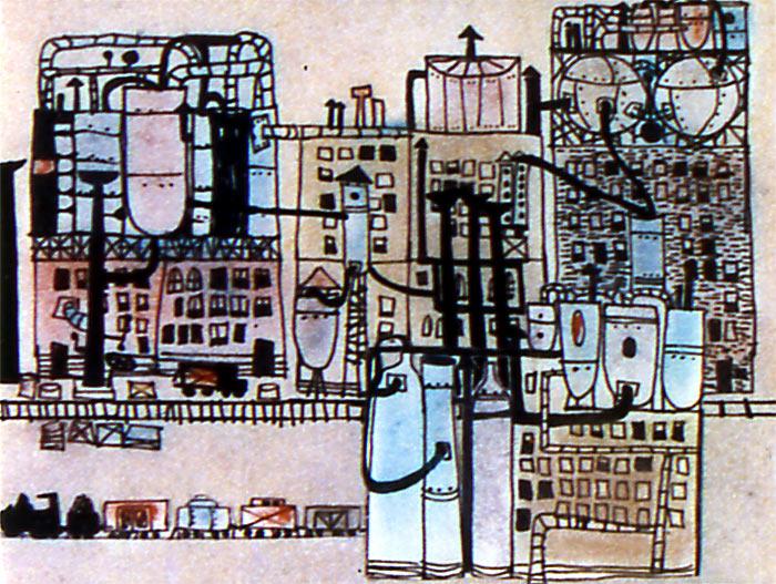 Still 1: The Information Machine (1958)