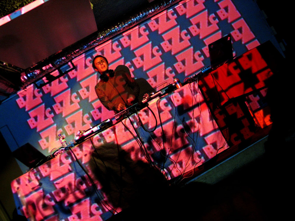 BZC / RADIO IS DEAD @ Socorro. Bogotá 2007