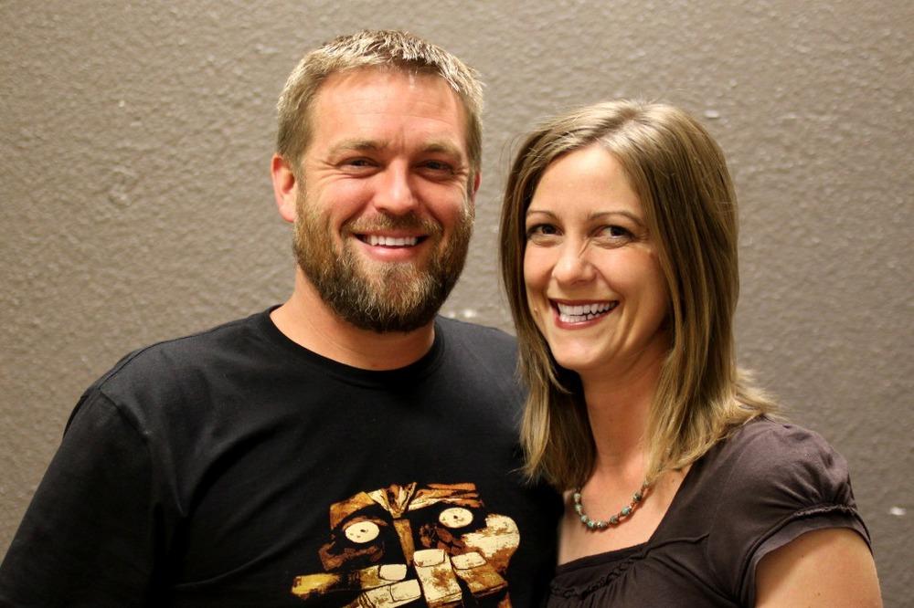 Ben and Tami Miller