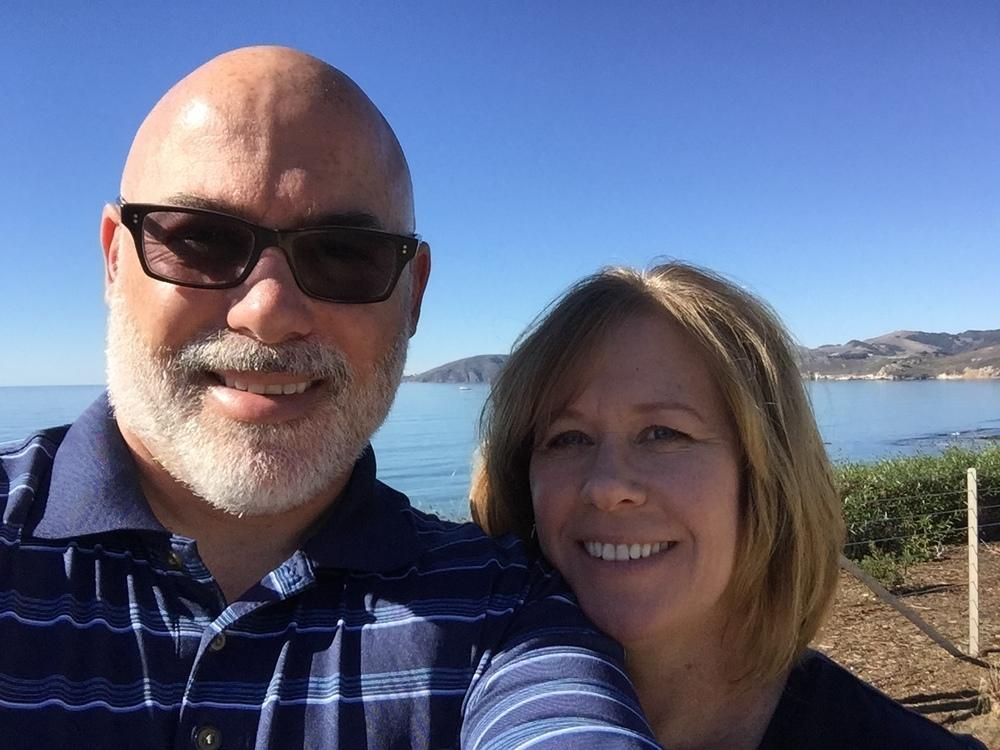 Bill and Joanne Kenoyer