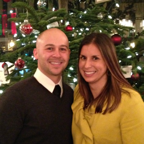 Brad & Yvette Wungluck
