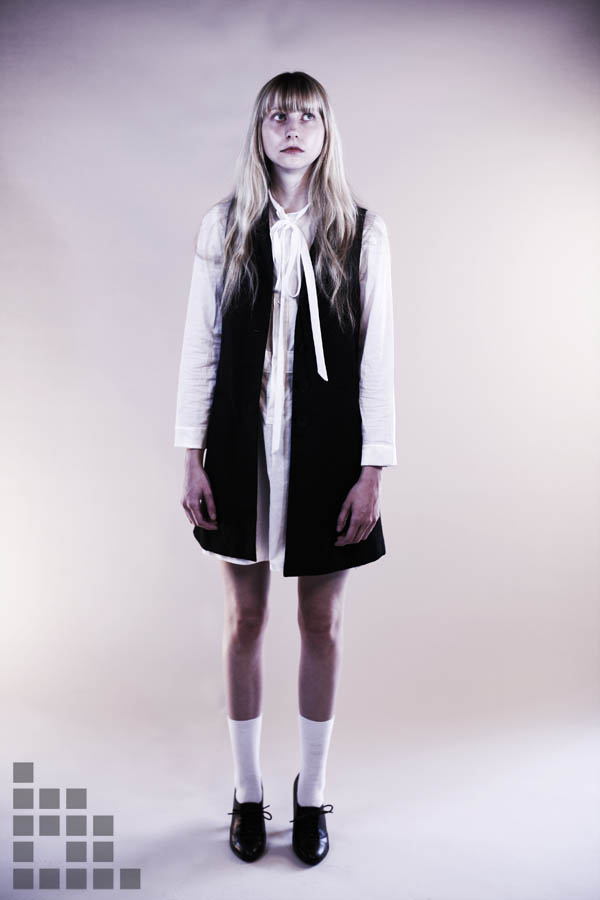 HAUTE PURITAN. CLOTHES AND STYLING  BY ROBIN REETZ