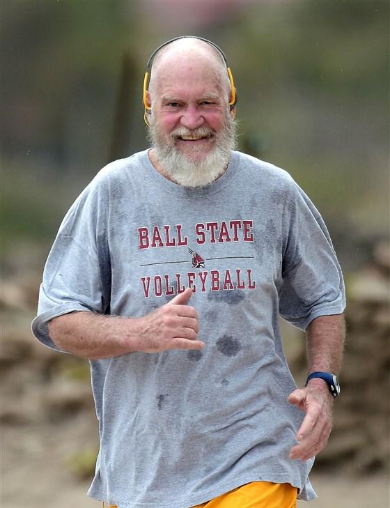 Letterman nel 2016, un anno dopo il pensionamento