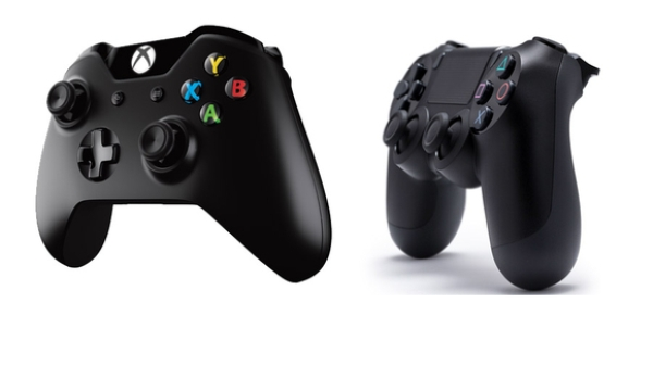 Xbox One PS4 Controllers.jpg