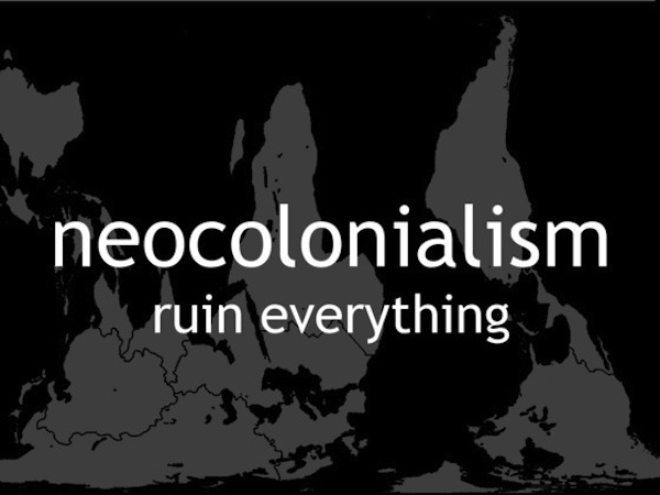 'Neocolonialism' Marxist Strategy Game Takes To Kickstarter