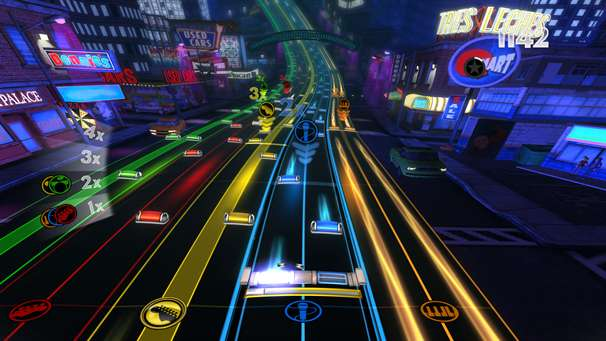 Harmonix Unveils Fourth Rock Band Game, Dumps The