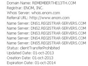 whois remember 13th.JPG