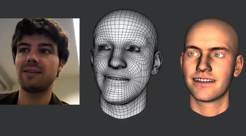 Faceshift' Delivers Markerless Motion Capture Via Kinect
