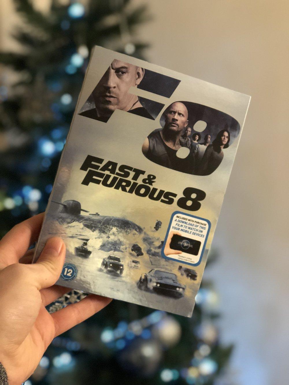Fast & Furious 8 - £10
