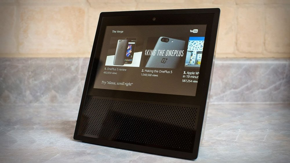 Amazon Echo Show - £129.99