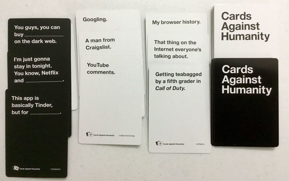 Cards Against Humanity - £20