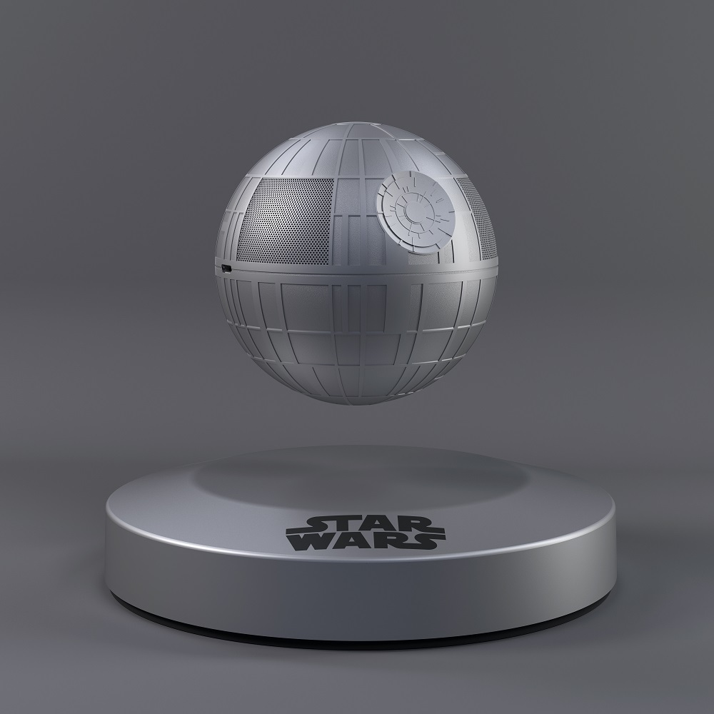 Levitating Death Star Speaker - £129.99