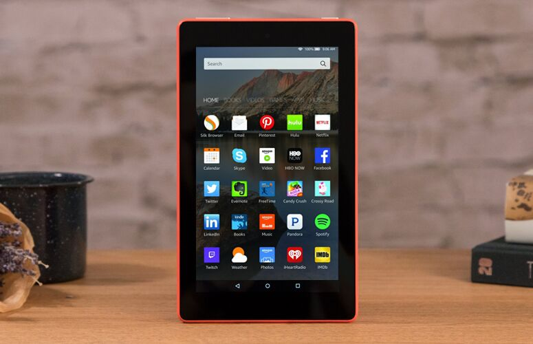 Amazon Fire 7 tablet - £34.99