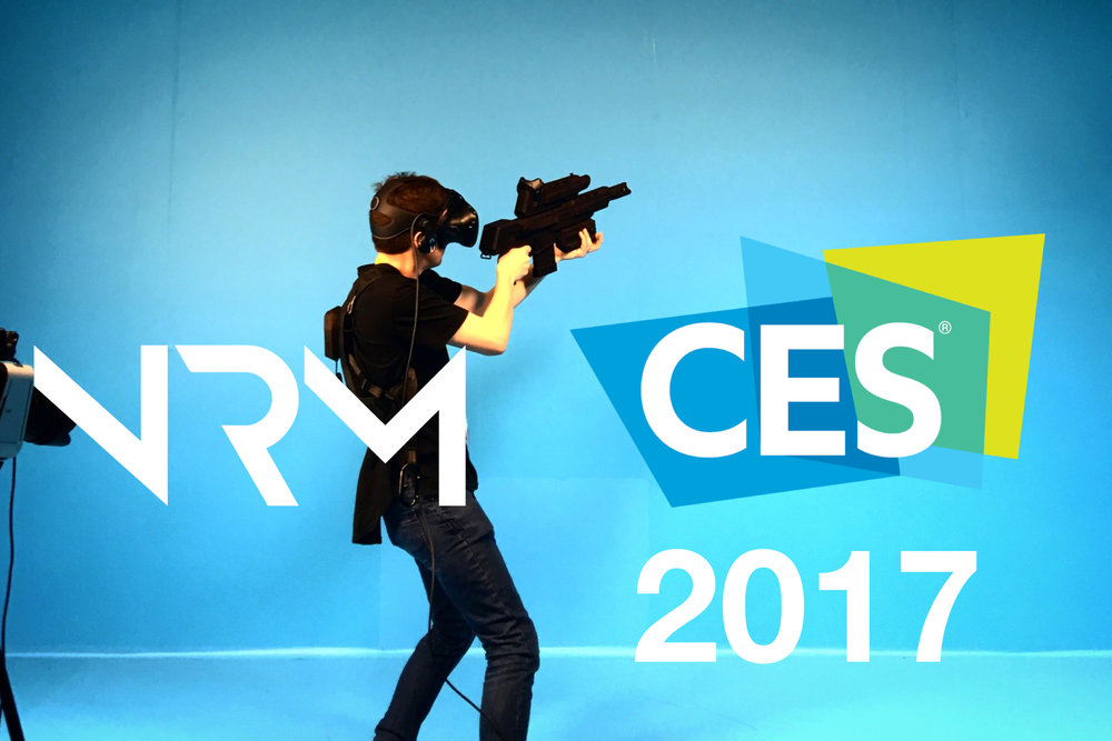 Click the image for all the coverage I got at CES 2017!