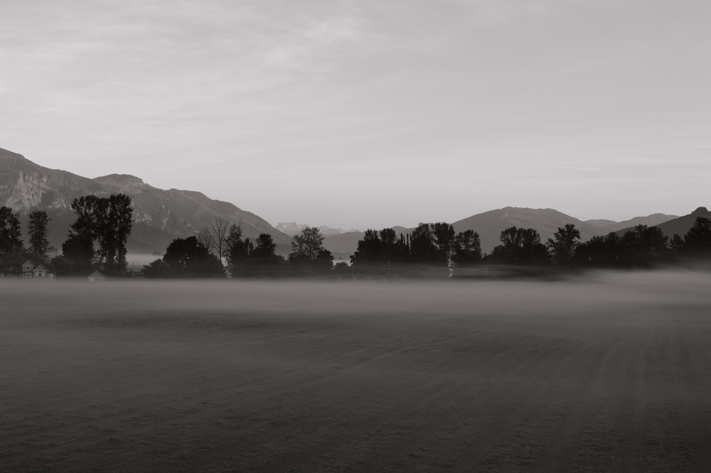 My first look at the morning in Chilliwack, September 20th.
