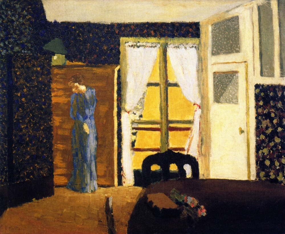 The Window by Edouard Vuillard, Public Domain