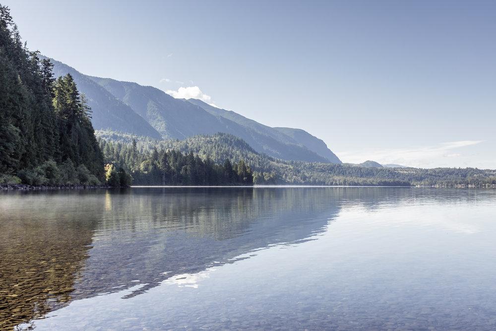 Jade Bay, Cultus Lake Provincial Park