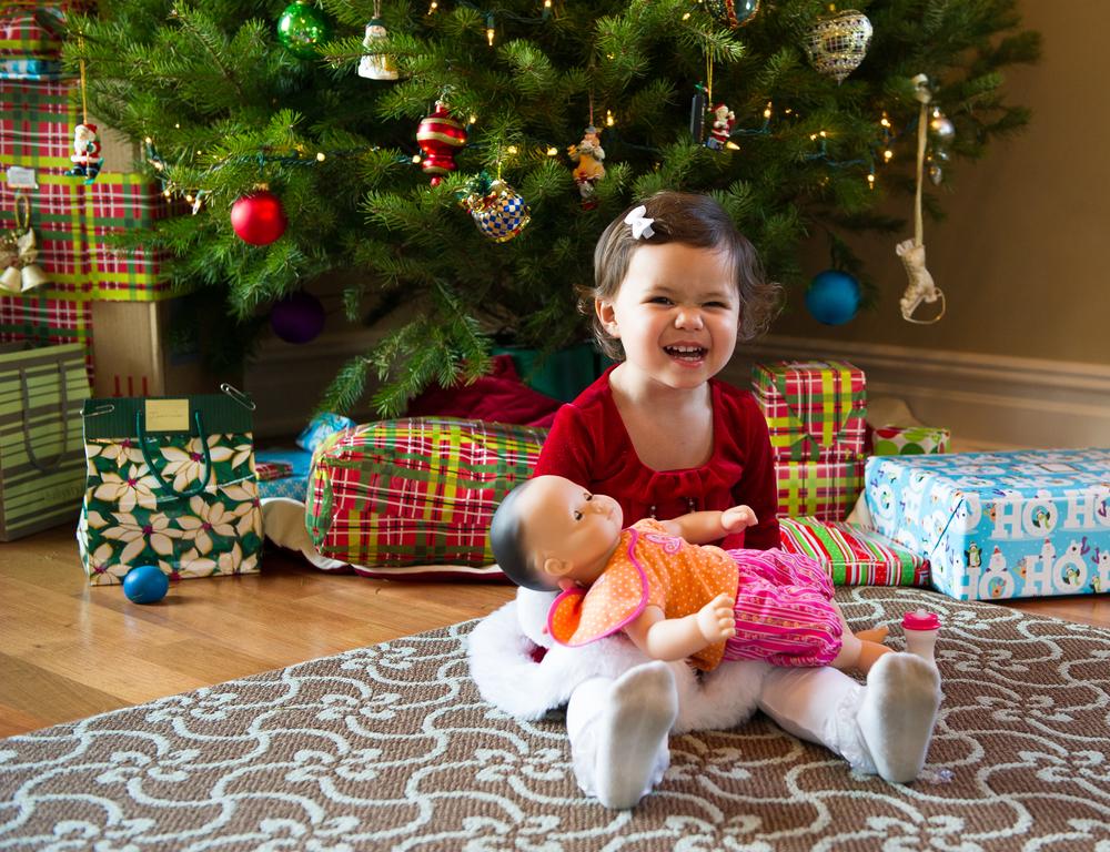 My niece Lyla
