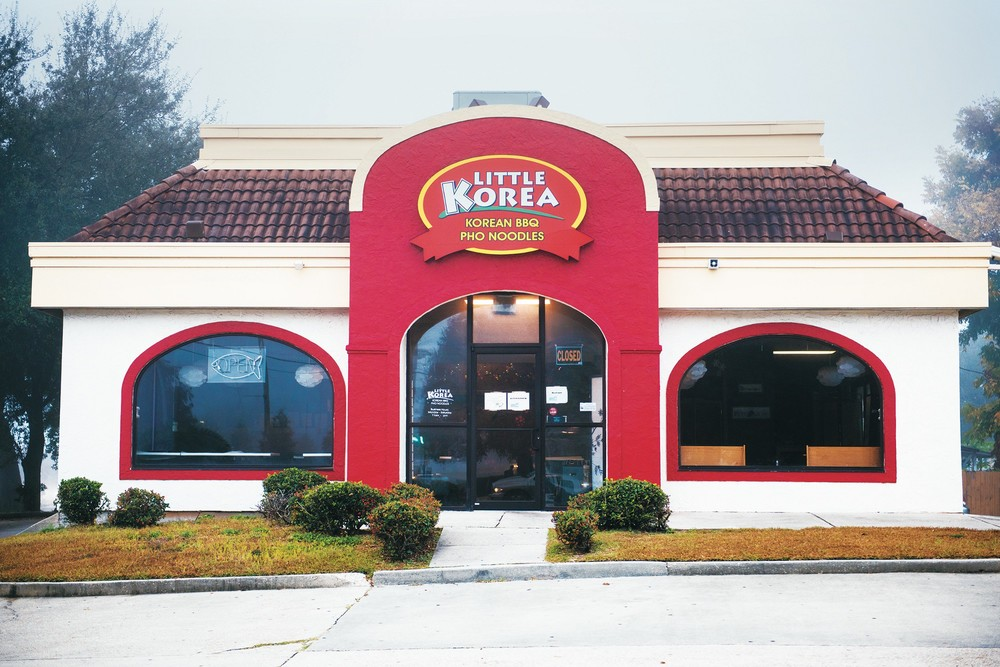 "Once a Taco Bell, now ""the city's premiere Korean restaurant"""