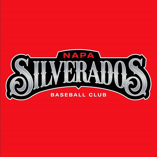 Stoked to share the work I did in collaboration with @dommoreci  of Plumbline Creative, developing the identity for Napa Valley's professional baseball club, The Napa Silverados!