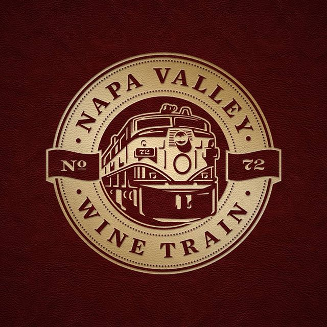 Graveyard of unchosen logo illustrations done for the Napa Valley Wine Train a few years back. I focused on updating the train to look more like what the train actually looks like and give it a more contemporary look while still retaining it's heritage. #logo #logodesinger #trains #wine #illustration #napavalley