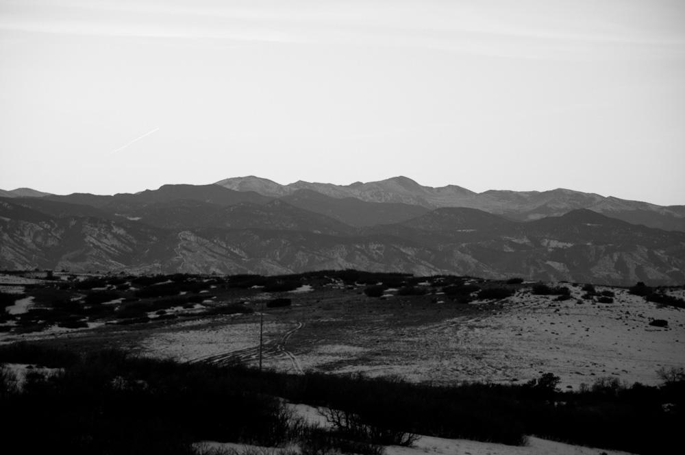 Isolation/Sprawl: II