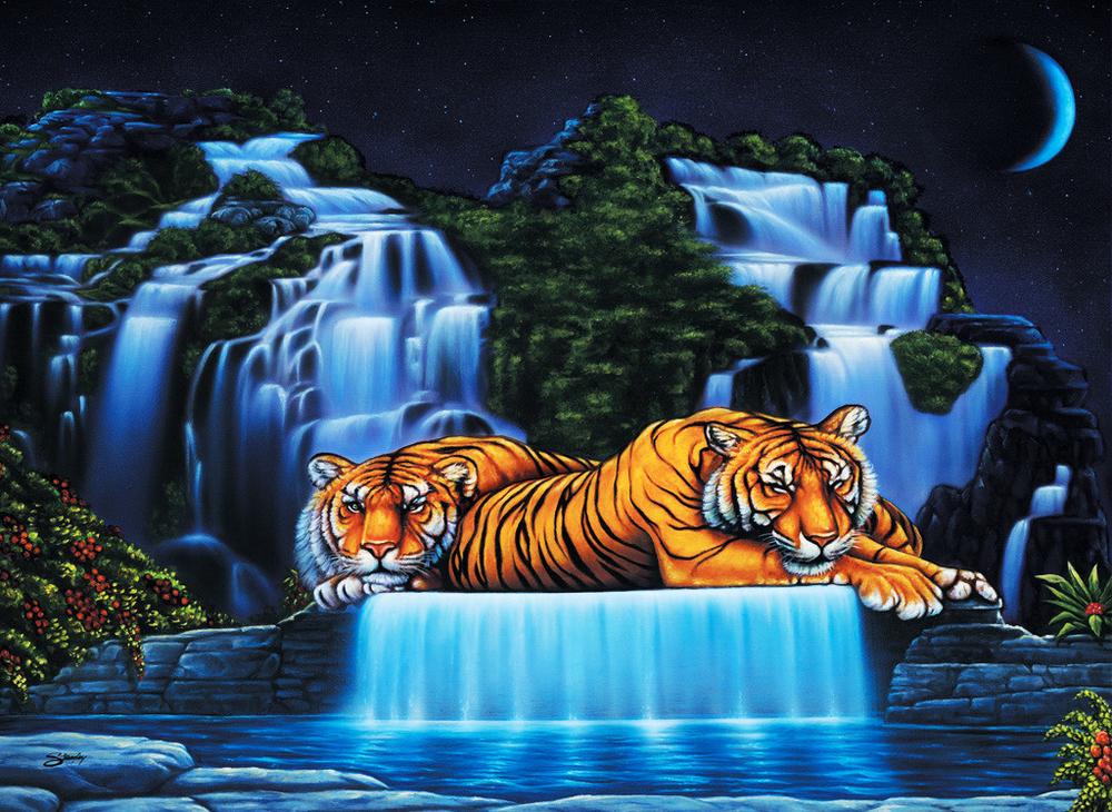 Tiger's Serenity