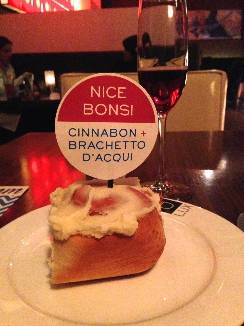 Cinnabon (stuffed)