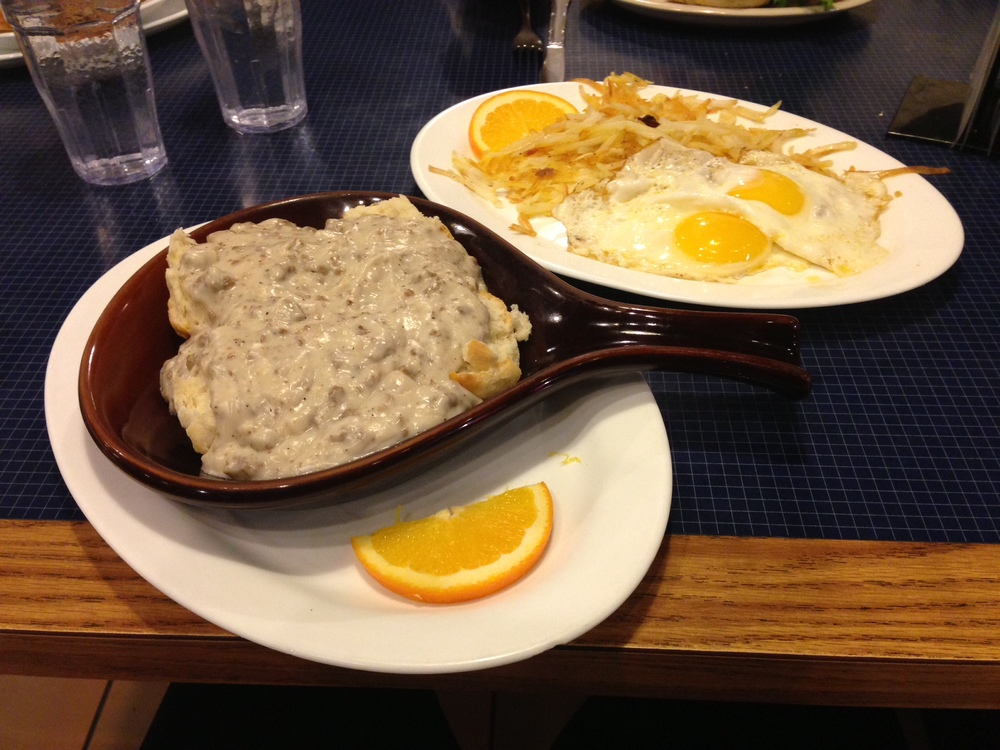 Biscuits and Gravy (Walker's)