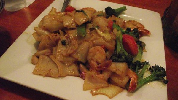 TN4. Pad Kee-Mao (Drunken Noodles)