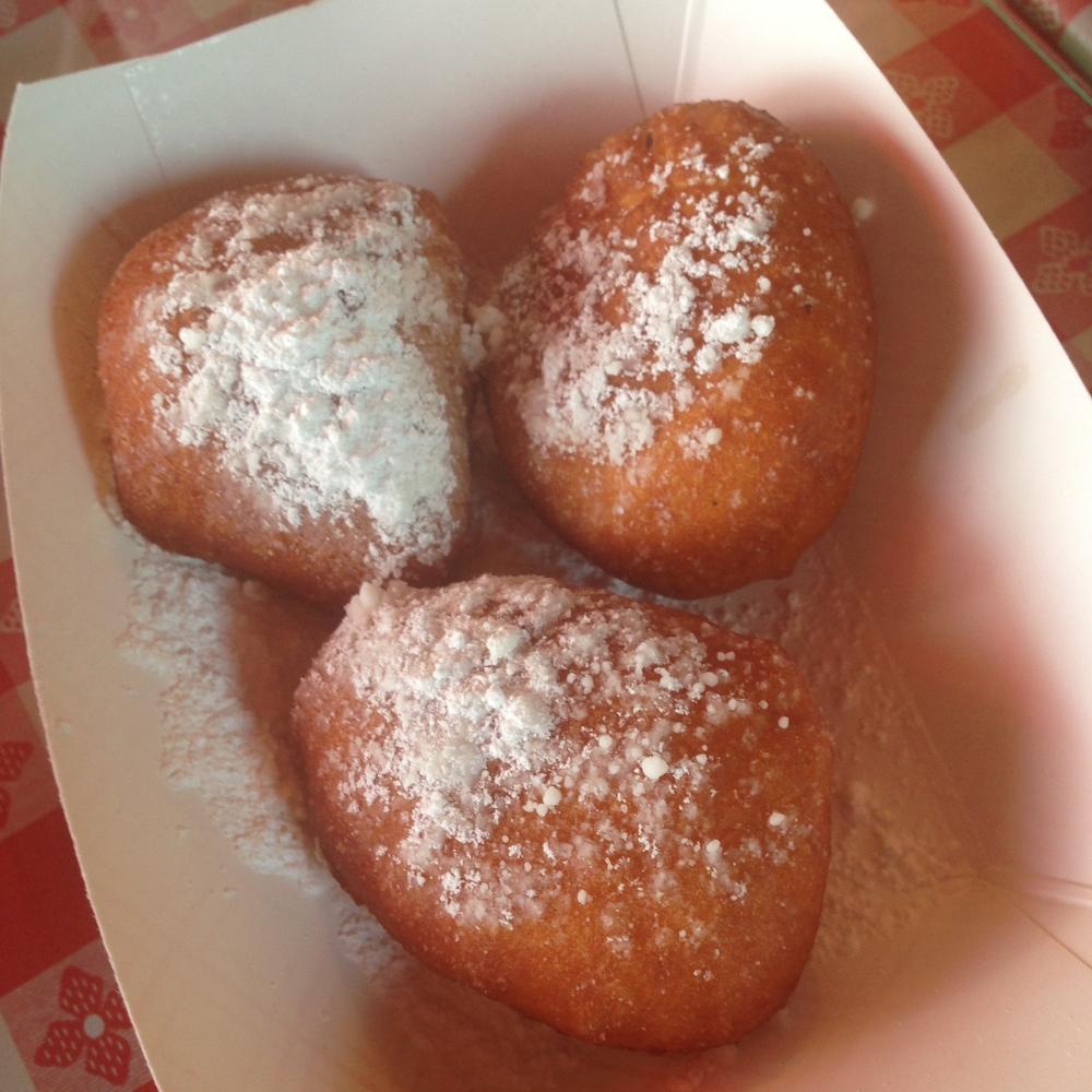 Fried Sugar Biscuits