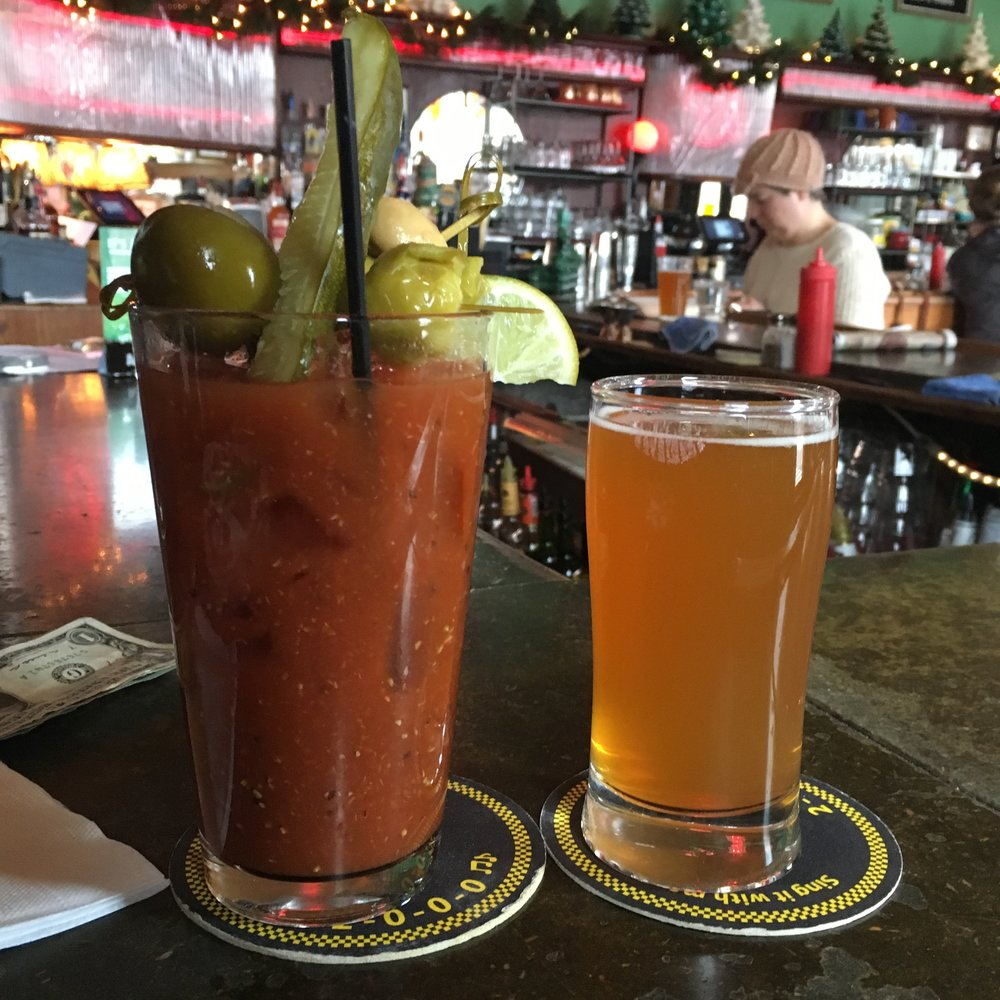 Bloody Mary and Fantasy Factory chaser