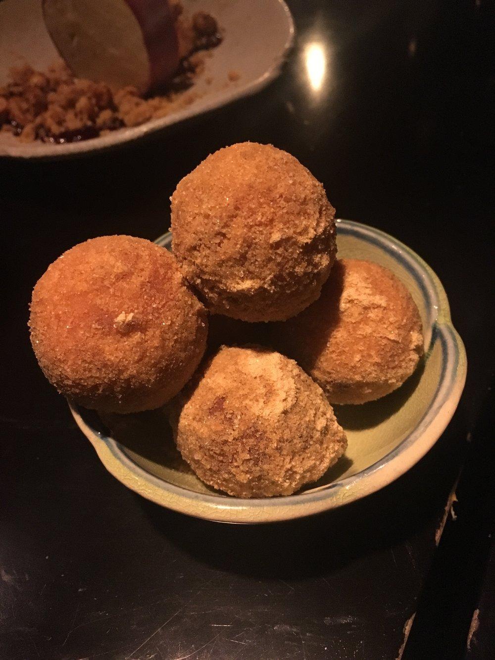 Kinako donuts