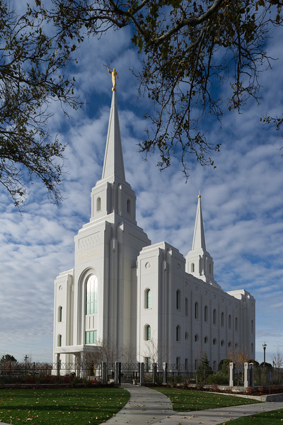 Brigham City Utah Temple - FFKR Architects, Record Architect